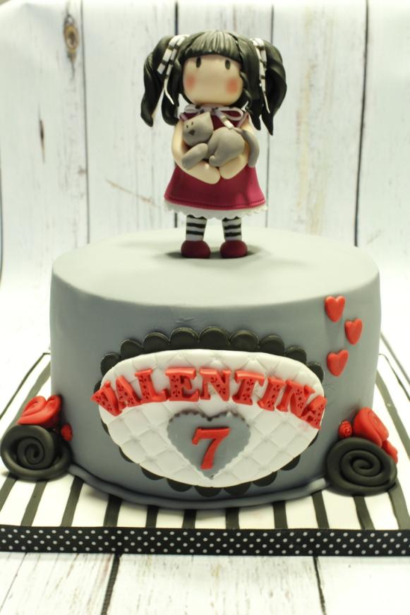 Tartas personalizadas madrid, Tartas decoradas madrid, tartas fondant madrid, thecakeproject, Reposteria Creativa, tartas infantiles, tartas cumpleaños, tarta gorjuss