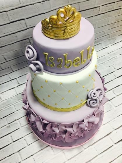 Tarta princesa sophia, tartas personalizadas madrid, tartas decoradas madrid, tartas fondant madrid, tartas cumpleaños,