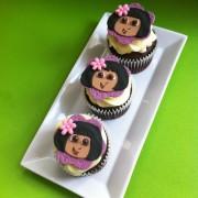 Cupcakes dora Exploradora