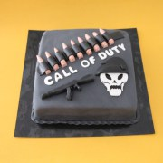 Tarta Call Of Duty