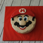 Tarta Super Mario Bross