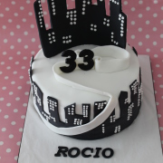 Tartas personalizadas madrid, tartas decoradas madrid, tartas fondant madrid, tarta nueva york