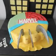 Tarta super heroes,  Tarta Minnie Mouse, Tartas personalizadas madrid, Tartas decoradas madrid, tartas fondant madrid, thecakeproject, Reposteria Creativa, tartas infantiles, tartas cumpleaños,