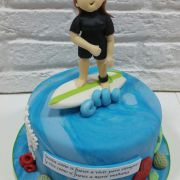 Tarta Surf - The Cake Project