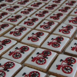 Galletas Bicicleta, The Cake Project