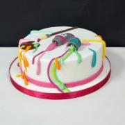Tarta Pintor, tartas decoradas madrid, tartas personalizadas madrid, tartas fondant madrid, tartas cumpleaños