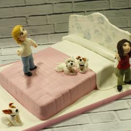 tartas personalizadas madrid, tartas fondant madrid, tartas decoradas madrid, tarta bomberos, tartas infantiles, tarta cumpleaños