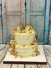 Tartas personalizadas madrid, thecakeproject, tarta chocolate blanco