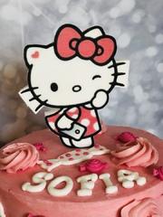 THECAKEPROJECT, TArta Hello Kitty,tartas personalizadas madrid, tartas Sanchinarro