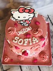 THECAKEPROJECT, TArta Hello Kitty, tartas personalizadas madrid, tartas Sanchinarro