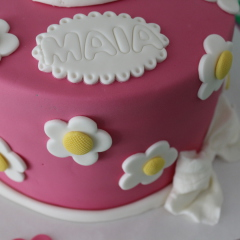 Tarta Hello Kitty, Tartas personalizadas madrid, Tartas decoradas madrid, tartas fondant madrid, thecakeproject, Reposteria Creativa, tartas infantiles, tartas cumpleaños,