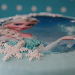 Tarta Frozen, Tartas personalizadas madrid, Tartas decoradas madrid, tartas fondant madrid, thecakeproject, Reposteria Creativa, tartas infantiles, tartas cumpleaños,