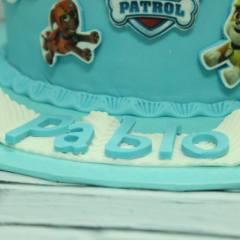 Tarta patrulla canina, Tartas personalizadas madrid, Tartas decoradas madrid, tartas fondant madrid, thecakeproject, Reposteria Creativa, tartas infantiles, tartas cumpleaños,