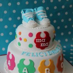 Tarta Mama - Tartas decoradas