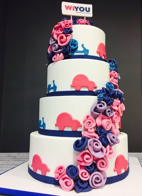 tartas personalizadas madrid, tartas decoradas madrid, tartas fondant madrid, tartas de empresa, tartas eventos, tartas logotipo, tarta isotipo, tarta aniversario
