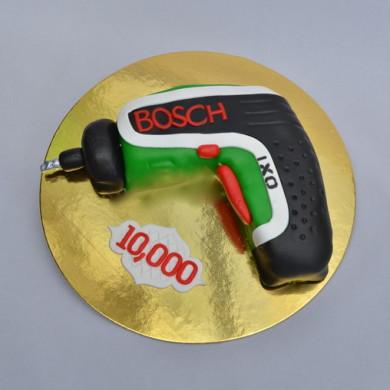 The Cake Project - Herramientas Bosch
