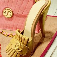 Tartas personalizadas madrid, Tartas decoradas madrid, tartas fondant madrid, thecakeproject, Reposteria Creativa, tartas infantiles, tartas cumpleaños, Tarta Bolso Chanel 3d