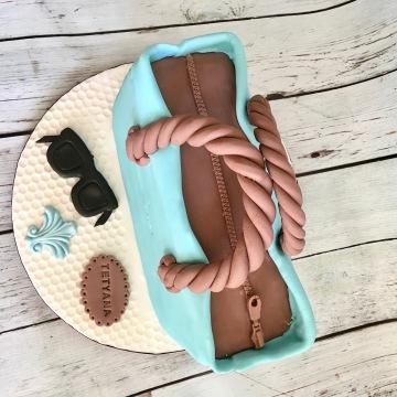 Tartas personalizadas madrid, tartas decoradas madrid, tartas fondant madrid, tarta bolso Obag